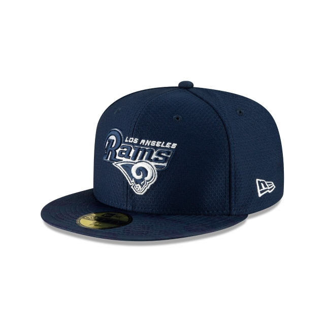 Los Angeles Rams Nfl México Game 2018  59fifty Cerrada | New Era Cap
