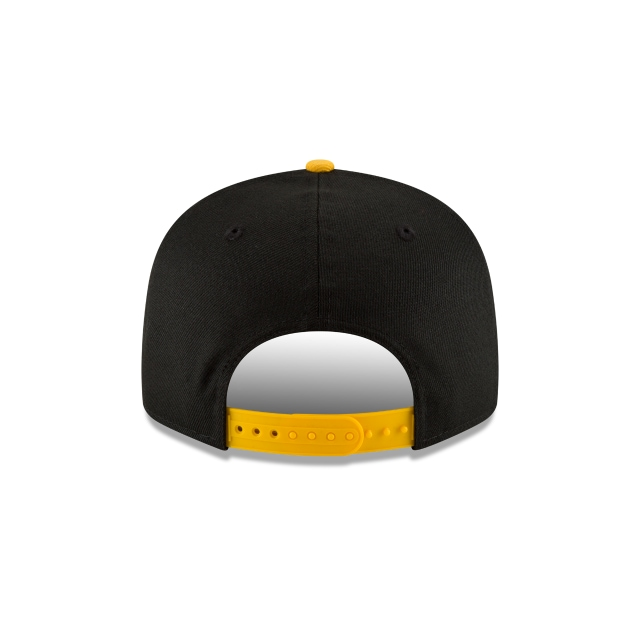 Pittsburgh Steelers Team Cleared  9fifty Snapback | Pittsburgh Steelers Caps | New Era Cap