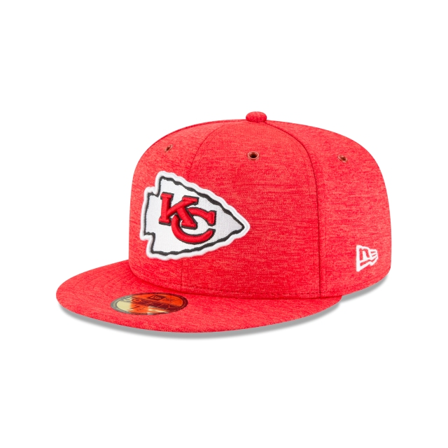 Kansas City Chiefs Nfl Sideline Defend 2018  59fifty Cerrada | New Era Cap