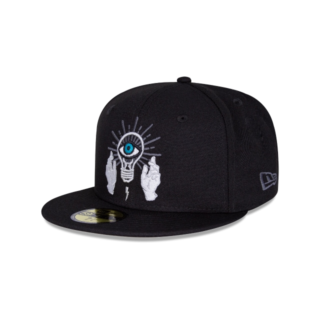 New Era  Illuminati  59fifty Cerrada | New Era Cap