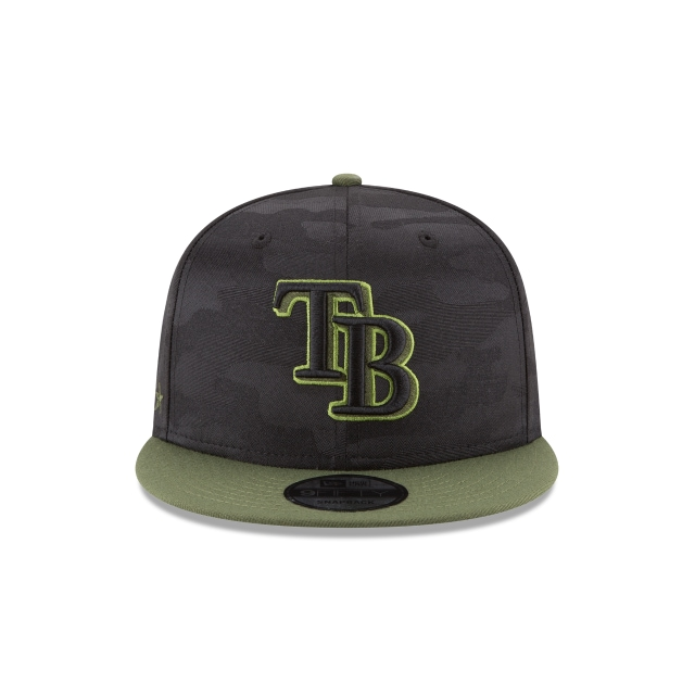 Tampa Bay Rays Memorial Day  9fifty Snapback | Tampa Bay Rays Caps | New Era Cap
