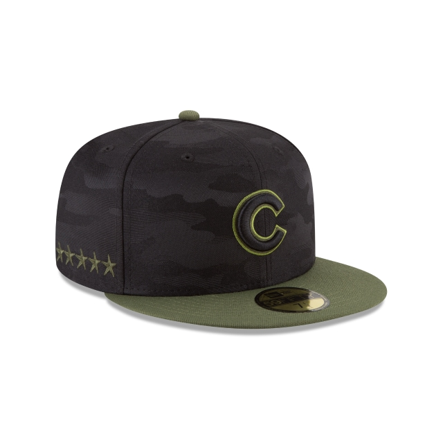 Chicago Cubs Memorial Day  59FIFTY Cerrada | Gorras de Chicago Cubs | New Era México