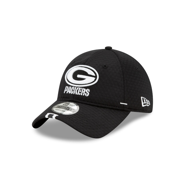Green Bay Packers Nfl Training 2019  9twenty Strapback | New Era Cap