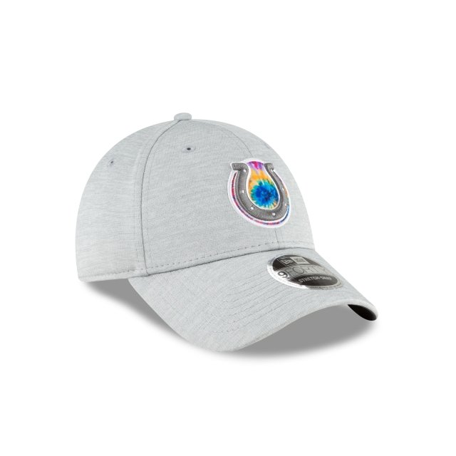 Indianapolis Colts Indianapolis Colts NFL Crucial Catch 9FORTY Ss Snapback | Gorras de Indianapolis Colts | New Era México