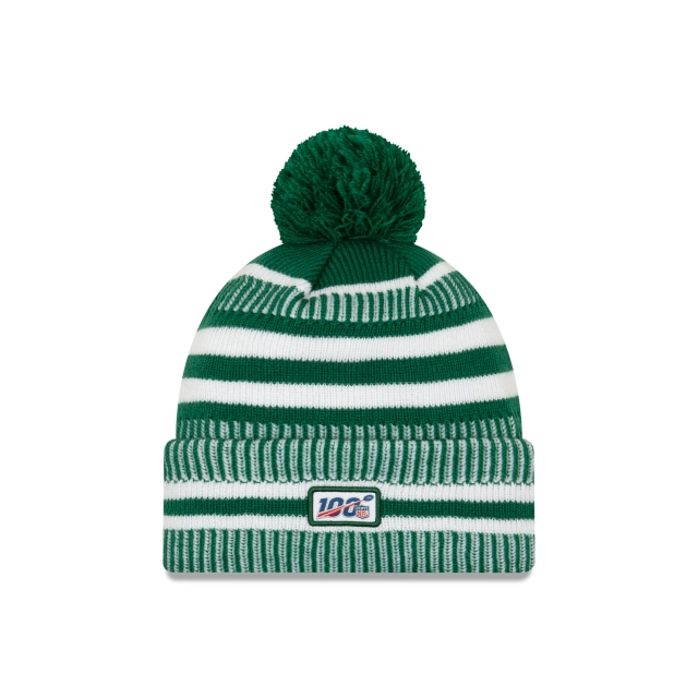 New York Jets NFL Cold Weather 2019  Knit | Gorras de New York Jets | New Era México