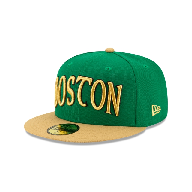 Boston Celtics Nba City Series 2019  59fifty Cerrada | New Era Cap