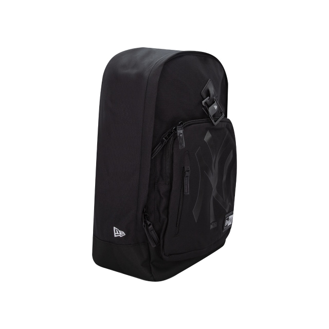 New York Yankees Black On Black  Backpack | Ny Yankees Black On Black | New Era México