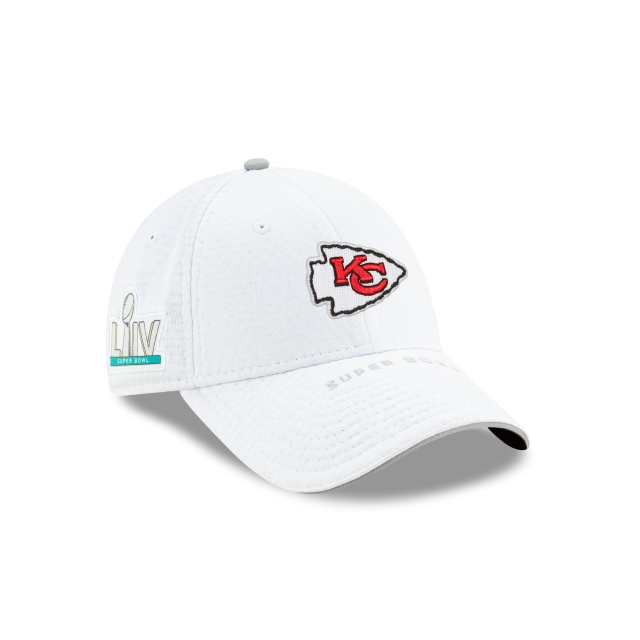 Kansas City Chiefs Nfl Sideline Super Bowl Liv 9forty Strapback | New Era Cap
