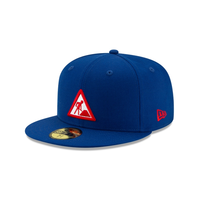 Dave East Azul 59FIFTY Cerrada | Gorras Dave East | New Era México