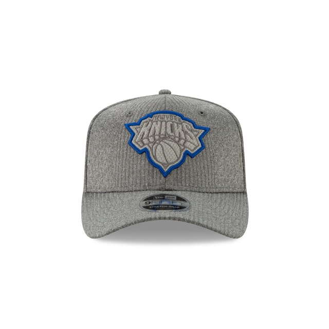 New York Knicks Nba Training 2019  9fifty Ss Snapback | New York Knicks Caps | New Era Cap