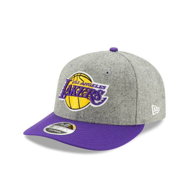 Los Angeles Lakers Fred Segal  9fifty Retro Crown | New Era Cap