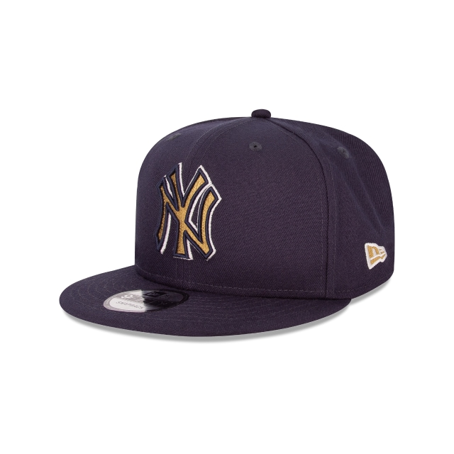 Gorra De New York Yankees Loggo Stopper  9fifty Snapback | New Era Cap