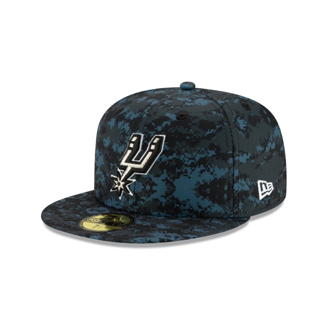 San Antonio Spurs Nba City Series 2019  59fifty Cerrada | New Era Cap