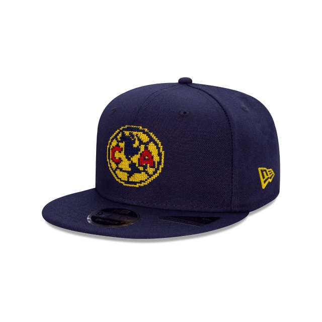 Club América Pixel Collection  9fifty Of Snapback | New Era Cap