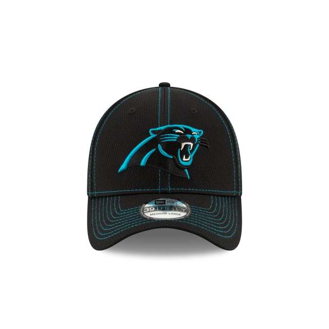 Carolina Panthers Nfl Sideline Established Road  39thirty Elástica | Carolina Panthers Caps | New Era Cap