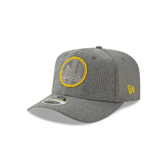 Golden State Warriors Nba Training 2019  9fifty Ss Snapback | New Era Cap