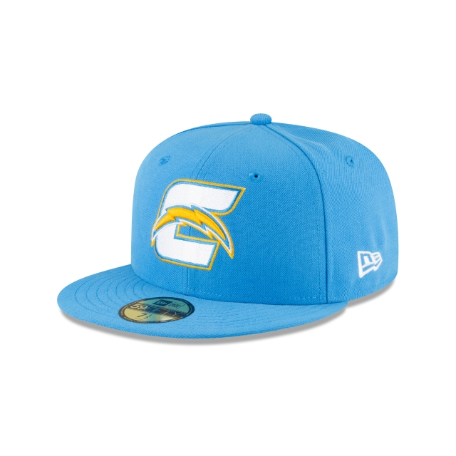 Los Angeles Chargers NFL Logo Mix  59FIFTY Cerrada | Gorras de Los Angeles Chargers | New Era México
