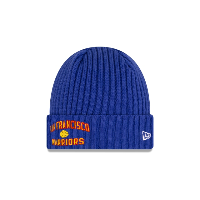 Golden State Warriors NBA Hardwood Classics  Knit | Gorras de Golden State Warriors | New Era México
