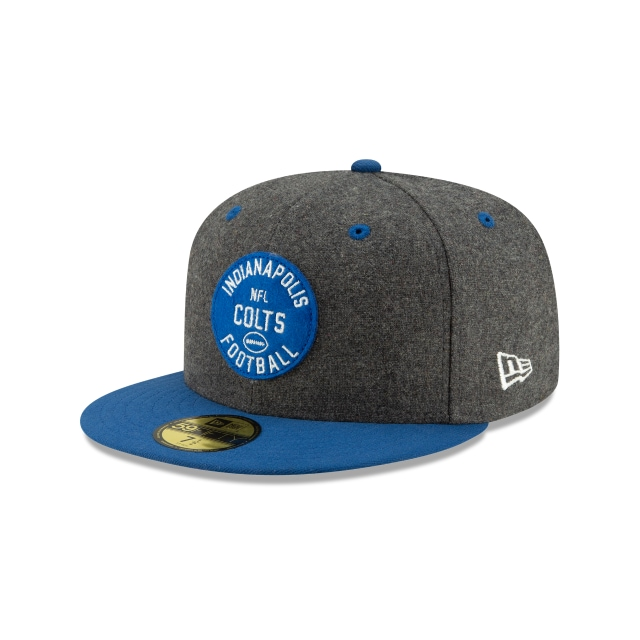 Indianapolis Colts NFL Sideline Established Home  59FIFTY Cerrada | Gorras de Indianapolis Colts | New Era México