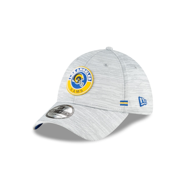 Los Angeles Rams NFL Sideline  39THIRTY Elástica | Gorras de Los Angeles Rams | New Era México