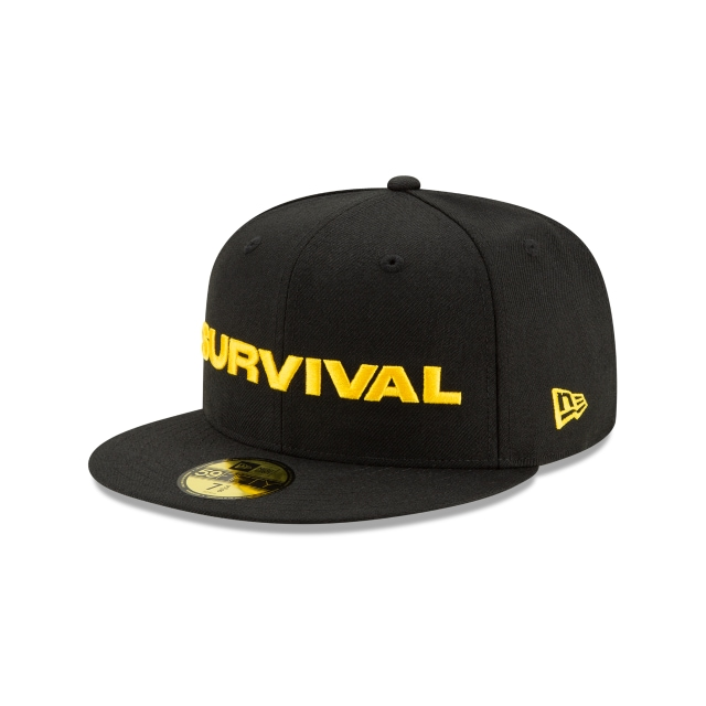 Dave East Survival Negra 59FIFTY Cerrada | Gorras Dave East | New Era México
