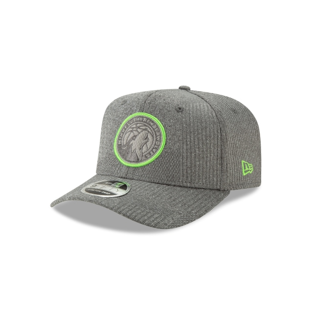 Minnesota Timberwolves Nba Training 2019  9fifty Ss Snapback | New Era Cap