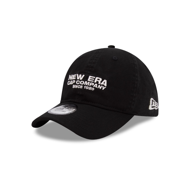 New Era Script  9forty Strapback | Delivery 1- July Caps | New Era Cap