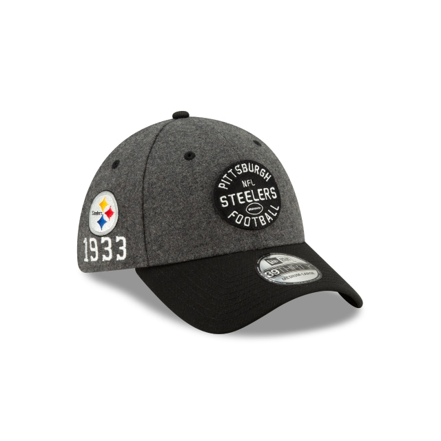Pittsburgh Steelers NFL Sideline Established Home  39THIRTY Elástica | Gorras de Pittsburgh Steelers | New Era México