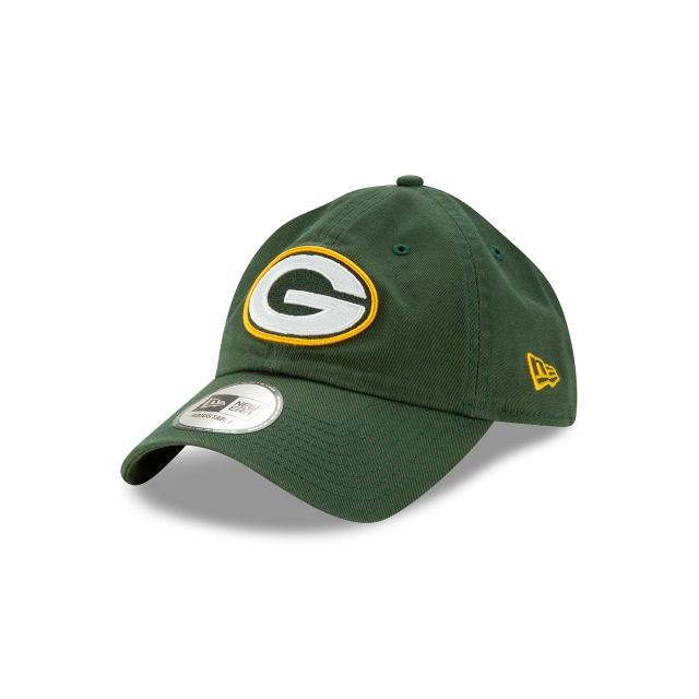 Green Bay Packers Casual Class  9twenty Strapback | New Era Cap