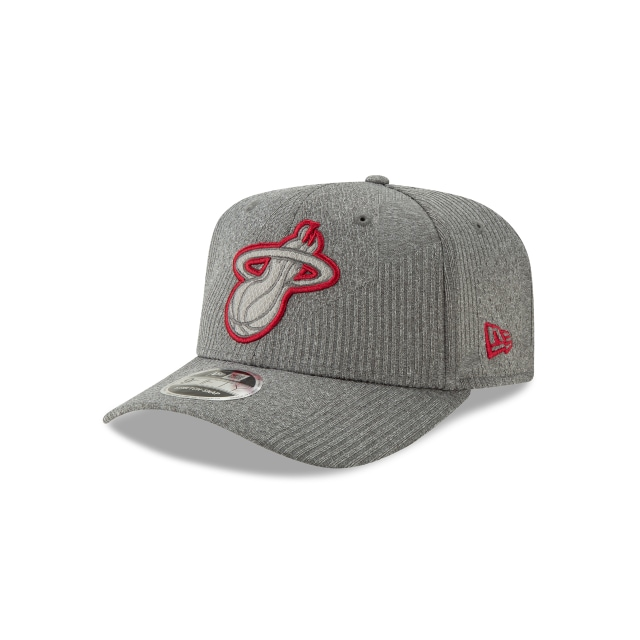 Miami Heat Nba Training 2019  9fifty Ss Snapback | New Era Cap