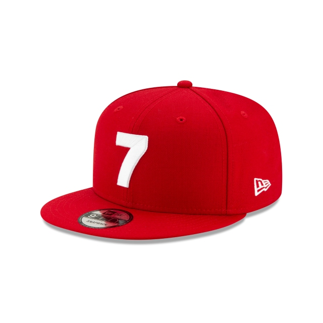 New Era Compound Roja 9fifty Snapback | New Era Cap