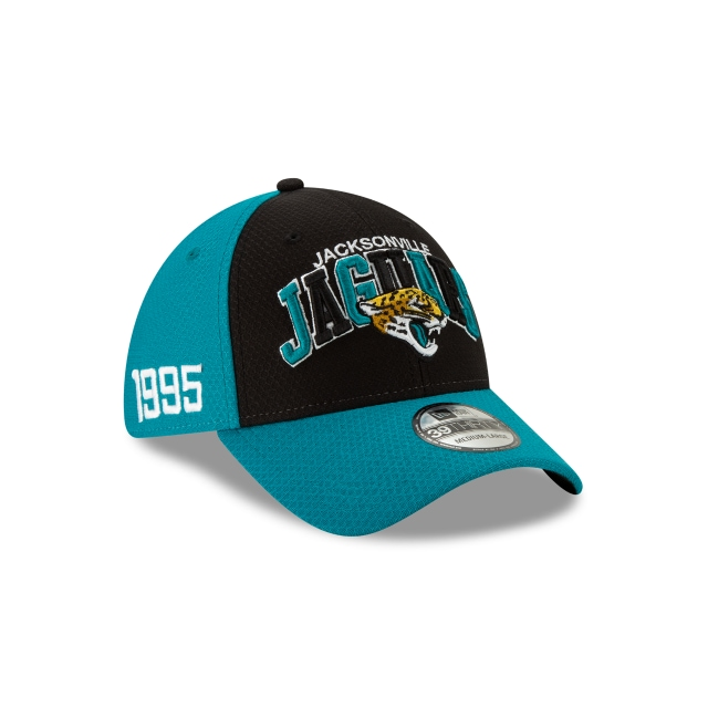 Jacksonville Jaguars Nfl Sideline Established Home  39thirty Elástica | New Era Cap