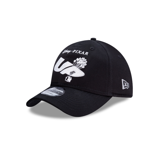Up Disney Pixar 9FORTY Strapback Negra | Gorras Disney Pixar | New Era México