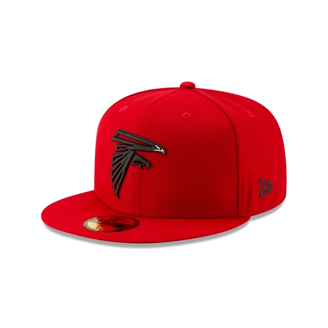 Atlanta Falcons Nfl Logo Elements 1.0  59fifty Cerrada | New Era Cap
