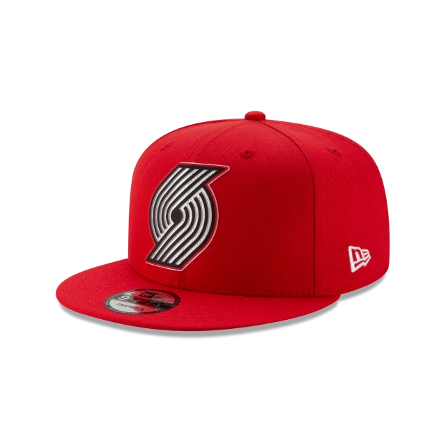 Portland Trailblazers Nba Back Half 2020  9fifty Snapback | New Era Cap