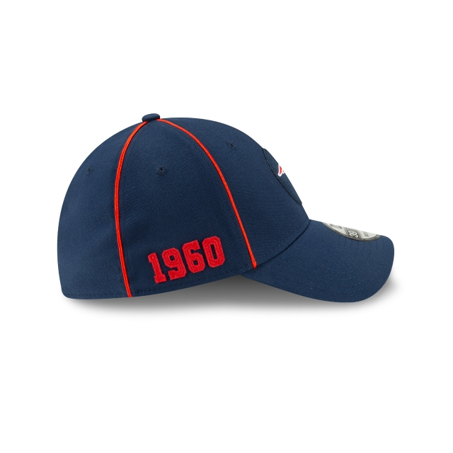 New England Patriots Nfl Sideline Established Home  39thirty Elástica | New England Patriots Caps | New Era Cap