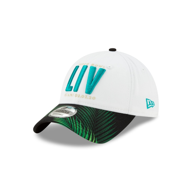 Logo Nfl Super Bowl Liv  9twenty Strapback | New Era Cap