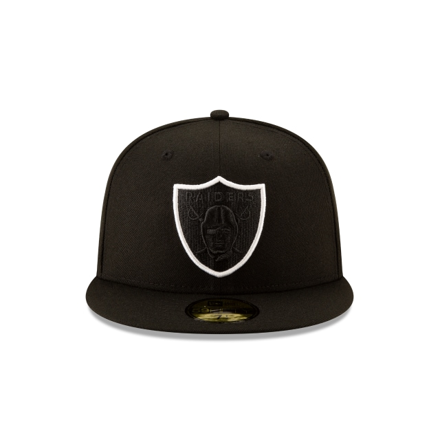 Oakland Raiders Nfl Logo Elements 1.0  59fifty Cerrada | Oakland Raiders Caps | New Era Cap