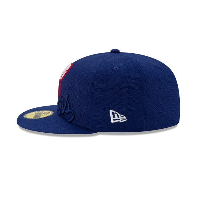 Los Angeles Dodgers Mlb Logo Elements  59fifty Cerrada | Los Angeles Dodgers Caps | New Era Cap
