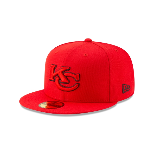 Kansas City Chiefs Nfl Logo Elements 1.0  59fifty Cerrada | New Era Cap