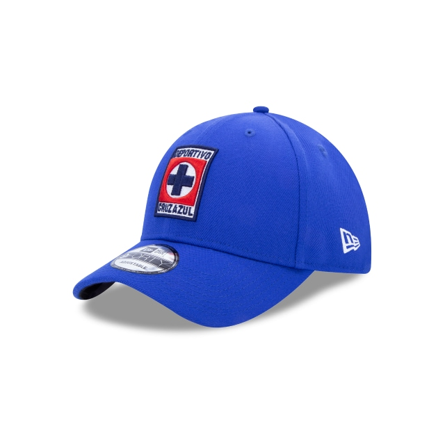 Cruz Azul Basics  9forty Strapback | New Era Cap