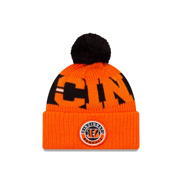 Cincinnati Bengals NFL Cold Weather  Knit | Gorras de Cincinnati Bengals | New Era México