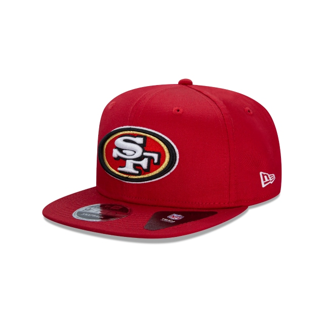 San Francisco 49ers NFL Lifestyle  9FIFTY OF Snapback | Gorras de San Francisco 49ers | New Era México