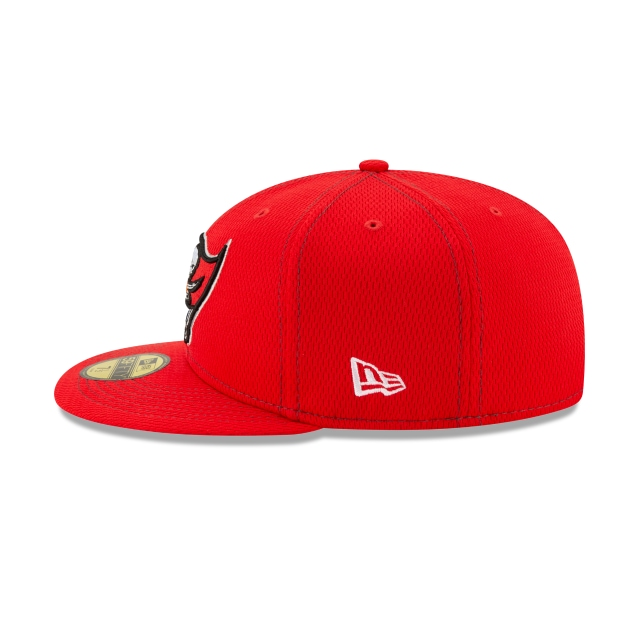 Tampa Bay Buccaneers Nfl Sideline Established Road  59fifty Cerrada | Tampa Bay Buccaneers Caps | New Era Cap