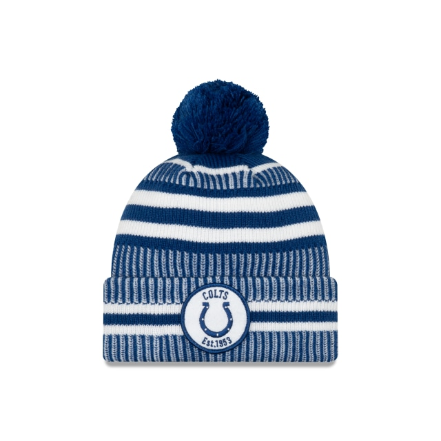 Indianapolis Colts Nfl Cold Weather 2019  Knit | New Era Cap