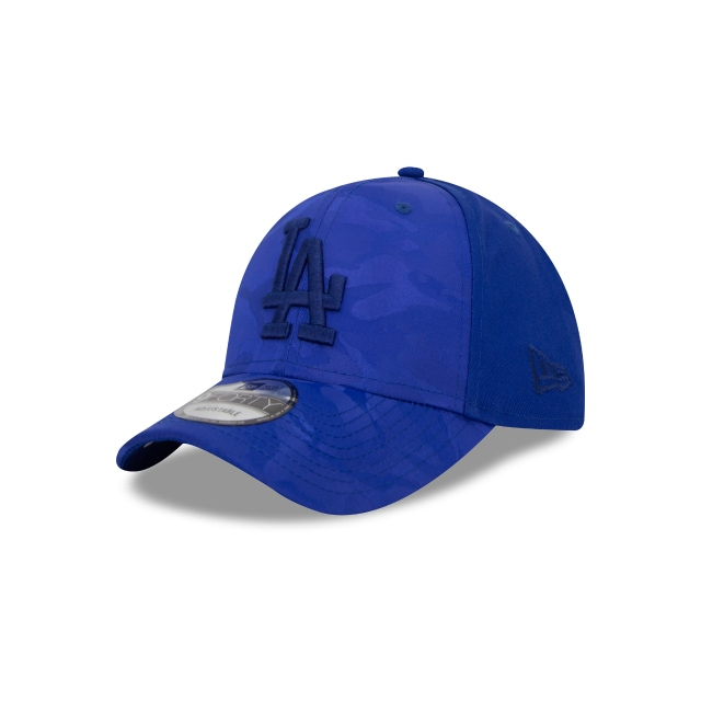 Los Angeles Dodgers Camo Monotone  9forty Strapback | Los Angeles Dodgers Caps | New Era Cap