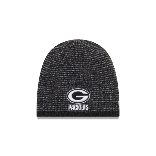 Green Bay Packers Cold Weather  Knit | Gorras de Green Bay Packers | New Era México
