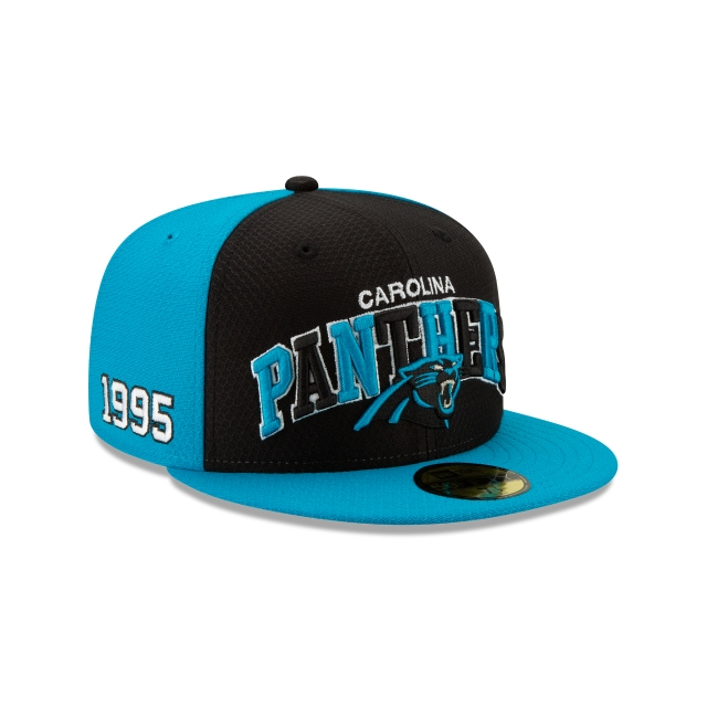 Carolina Panthers NFL Sideline Established Home  59FIFTY Cerrada | Gorras de Carolina Panthers | New Era México