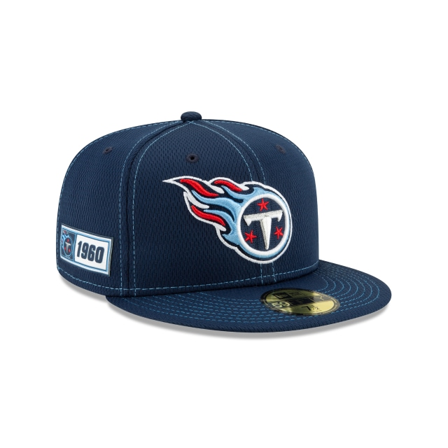 Tennessee Titans Nfl Sideline Established Road  59fifty Cerrada | New Era Cap