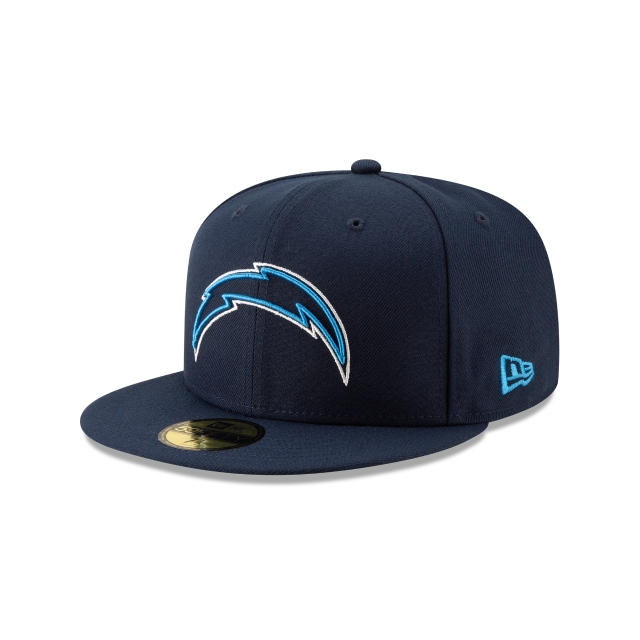 Los Angeles Chargers Nfl Logo Elements 1.0  59fifty Cerrada | New Era Cap